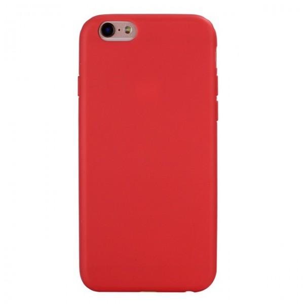XBXCase TPU Silikon-Case - weiche rückseitige Abdeckung für iPhone 5 6 7 8 X + S + Plus