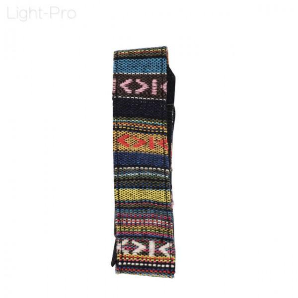 Bunte Kamera-Schulter-Hals-Riemen-Handschlaufe aus Baumwolle